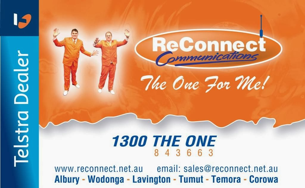 ReConnect Communications | electronics store | 199 Hoskins St, Temora NSW 2666, Australia | 0269774455 OR +61 2 6977 4455