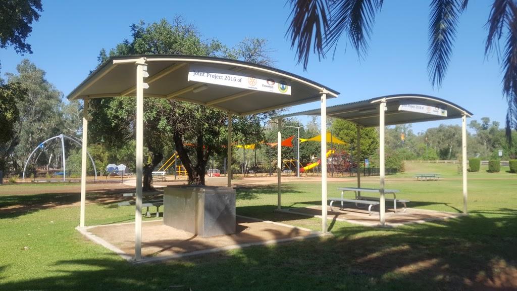 Memorial Park   park   Condobolin NSW 2877, Australia