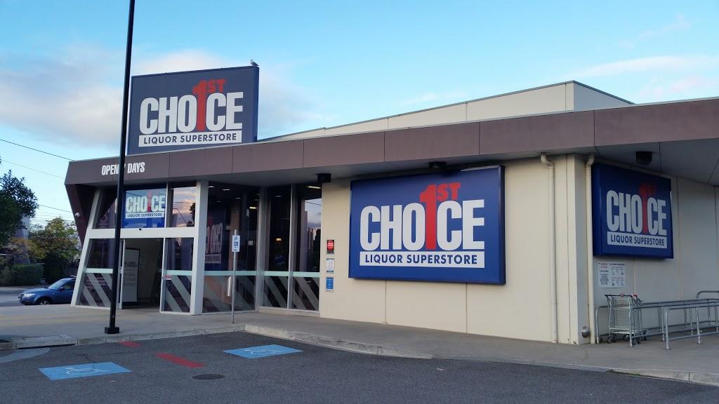 First Choice Liquor Flemington | store | 320 Epsom Rd, Ascot Vale VIC 3032, Australia | 0393714000 OR +61 3 9371 4000