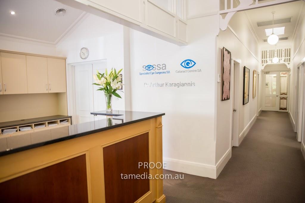 Dr Arthur Karagiannis Cataract Centre SA Specialist Eye Surgeons | health | 9 Stuart Rd, Dulwich SA 5065, Australia | 0883326362 OR +61 8 8332 6362