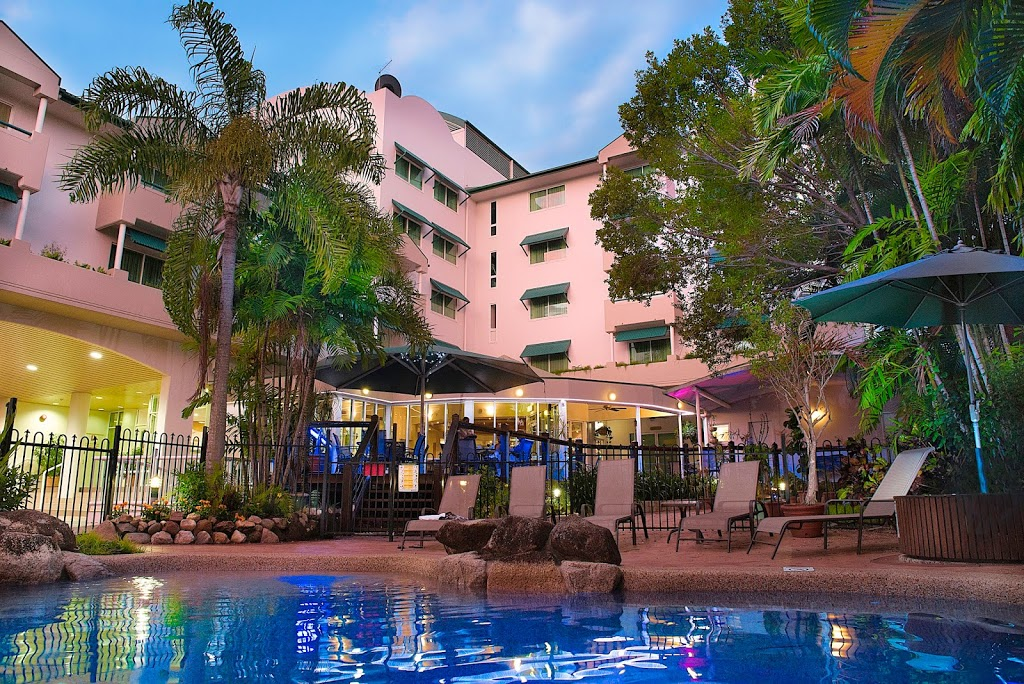 Cairns Sheridan Hotel | lodging | 295 Sheridan St, Cairns City QLD 4870, Australia | 0742559000 OR +61 7 4255 9000