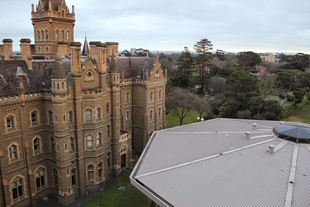Ormond College | university | 49 College Cres, Parkville VIC 3052, Australia | 0393441100 OR +61 3 9344 1100