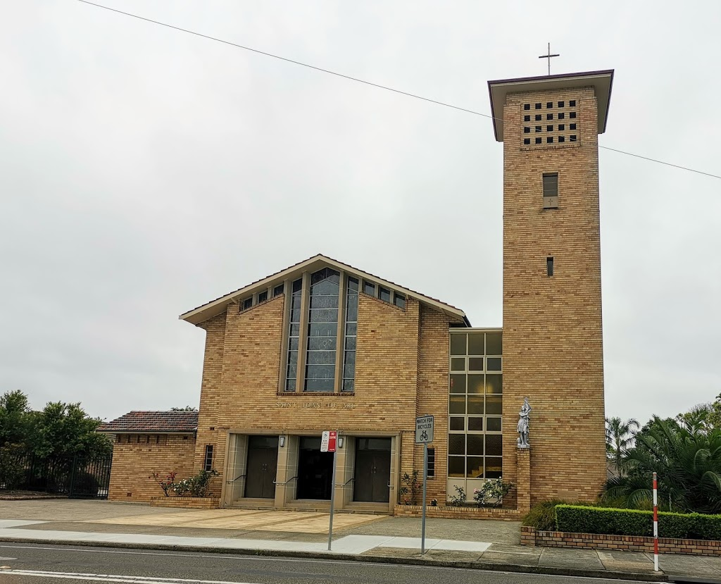 St Joan of Arc Catholic Parish Haberfield | church | 97 Dalhousie St, Haberfield NSW 2045, Australia | 0297986657 OR +61 2 9798 6657