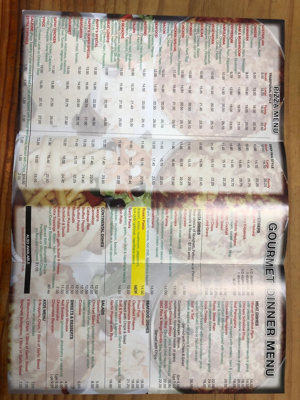 Pappys Pizza Bar | meal takeaway | 22 Anderson Walk, Smithfield SA 5114, Australia | 0882548155 OR +61 8 8254 8155