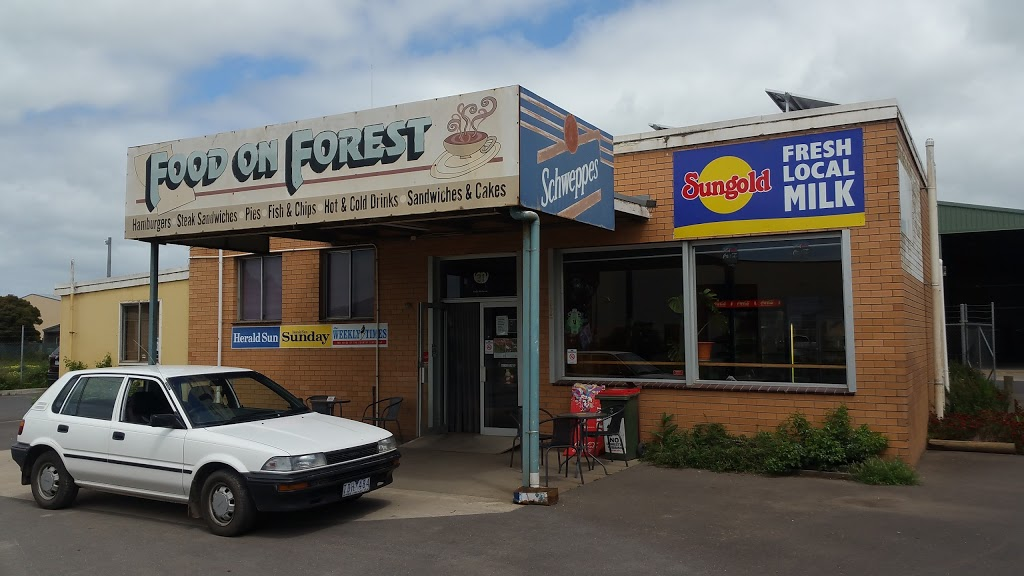 Food On Forest | meal takeaway | 31 Forest St South, Colac VIC 3250, Australia | 0352321044 OR +61 3 5232 1044