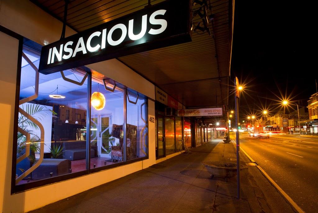 INSACIOUS   art gallery   328 Stanmore Rd, Petersham NSW 2049, Australia   0432869975 OR +61 432 869 975
