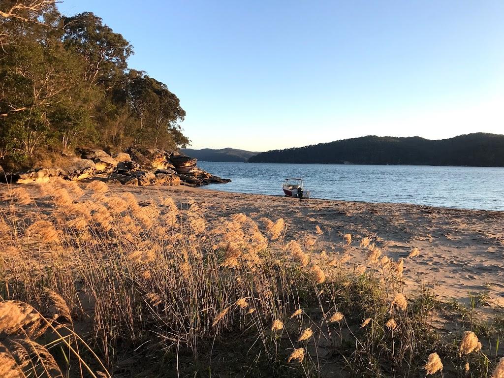 Rhino Beach   campground   Patonga NSW 2256, Australia