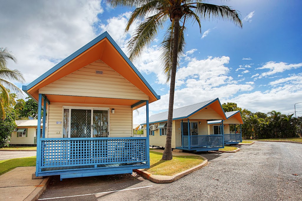 Rowes Bay Beachfront Holiday Park | campground | 46 Heatleys Parade, Belgian Gardens QLD 4810, Australia | 1800751845 OR +61 1800 751 845