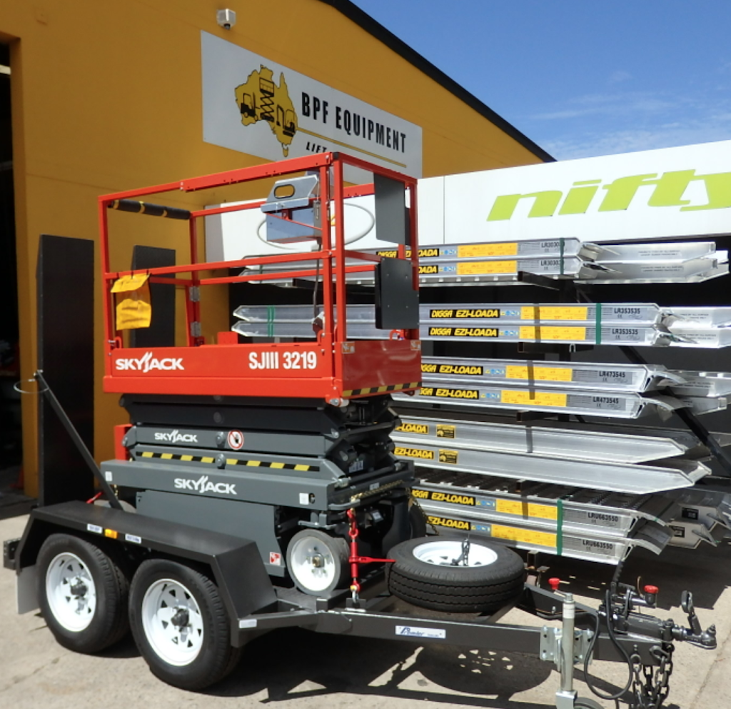 BPF Equipment | store | 2 Duncan Rd, Dry Creek SA 5094, Australia | 0882621000 OR +61 8 8262 1000