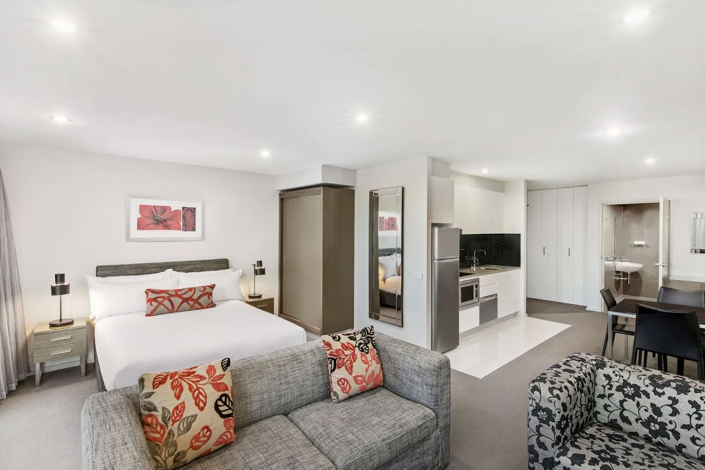 Adina Serviced Apartments Canberra Dickson (formerly Aria Hotel    lodging   45 Dooring St, Dickson ACT 2602, Australia   0262797000 OR +61 2 6279 7000