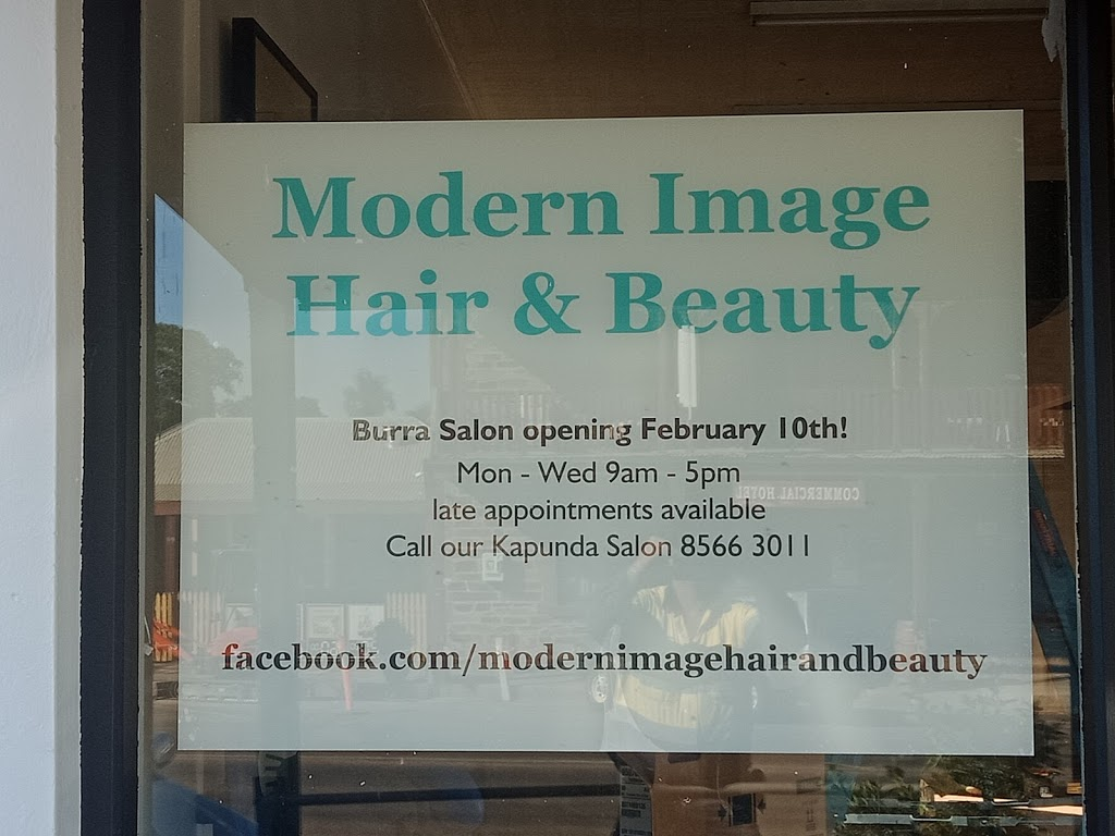 Modern Image Hair & Beauty | hair care | 17 Commercial St, Burra SA 5417, Australia | 0885663011 OR +61 8 8566 3011