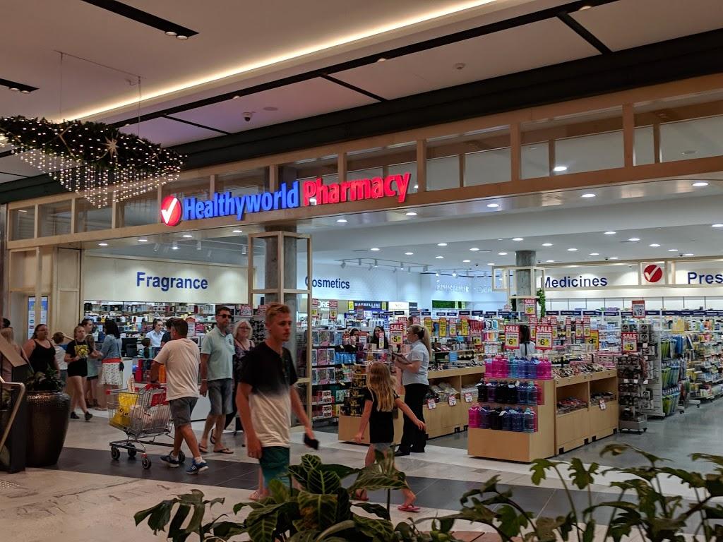Healthyworld Pharmacy Coomera | pharmacy | Shop 1044/5, Westfield Coomera, 103 Foxwell Rd, Coomera QLD 4209, Australia | 0755193307 OR +61 7 5519 3307