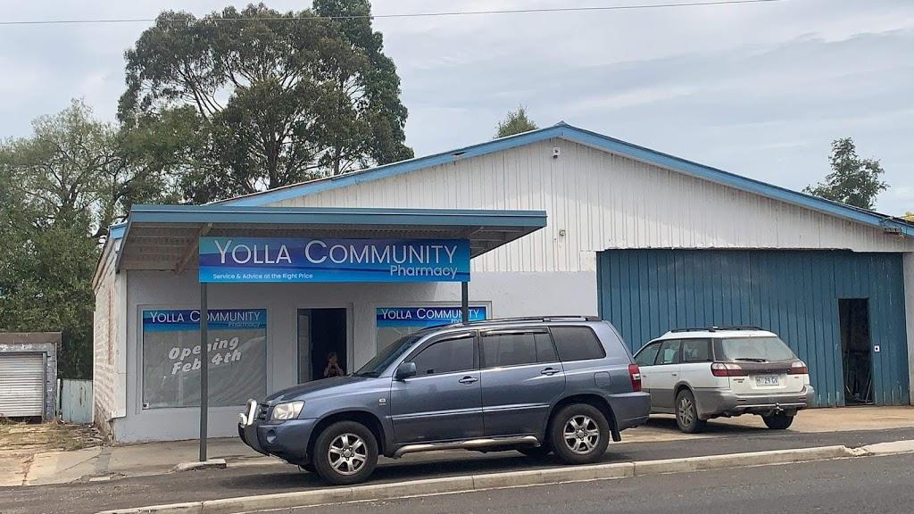 Yolla Community Pharmacy   pharmacy   1553 Murchison Hwy, Yolla TAS 7325, Australia   0364381469 OR +61 3 6438 1469