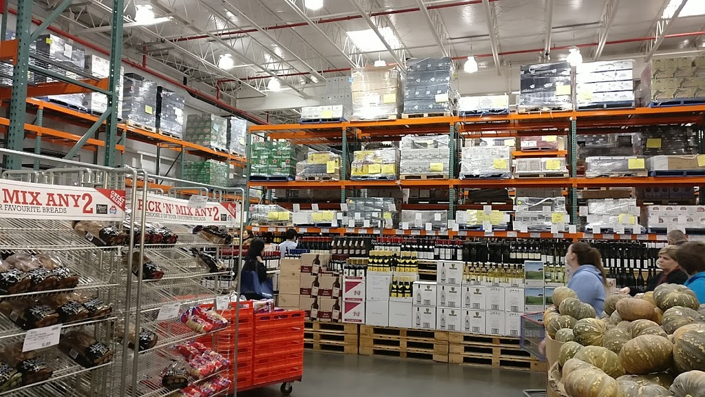 Costco Docklands | store | 381 Footscray Rd, Docklands VIC 3008, Australia | 0386020300 OR +61 3 8602 0300
