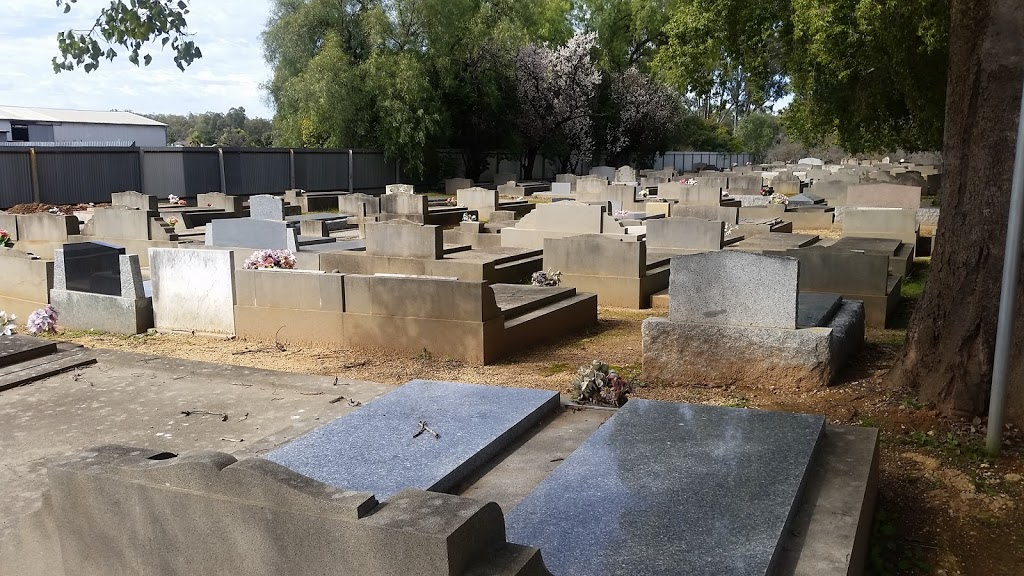 Corowa Pioneer Cemetery | cemetery | Corowa NSW 2646, Australia