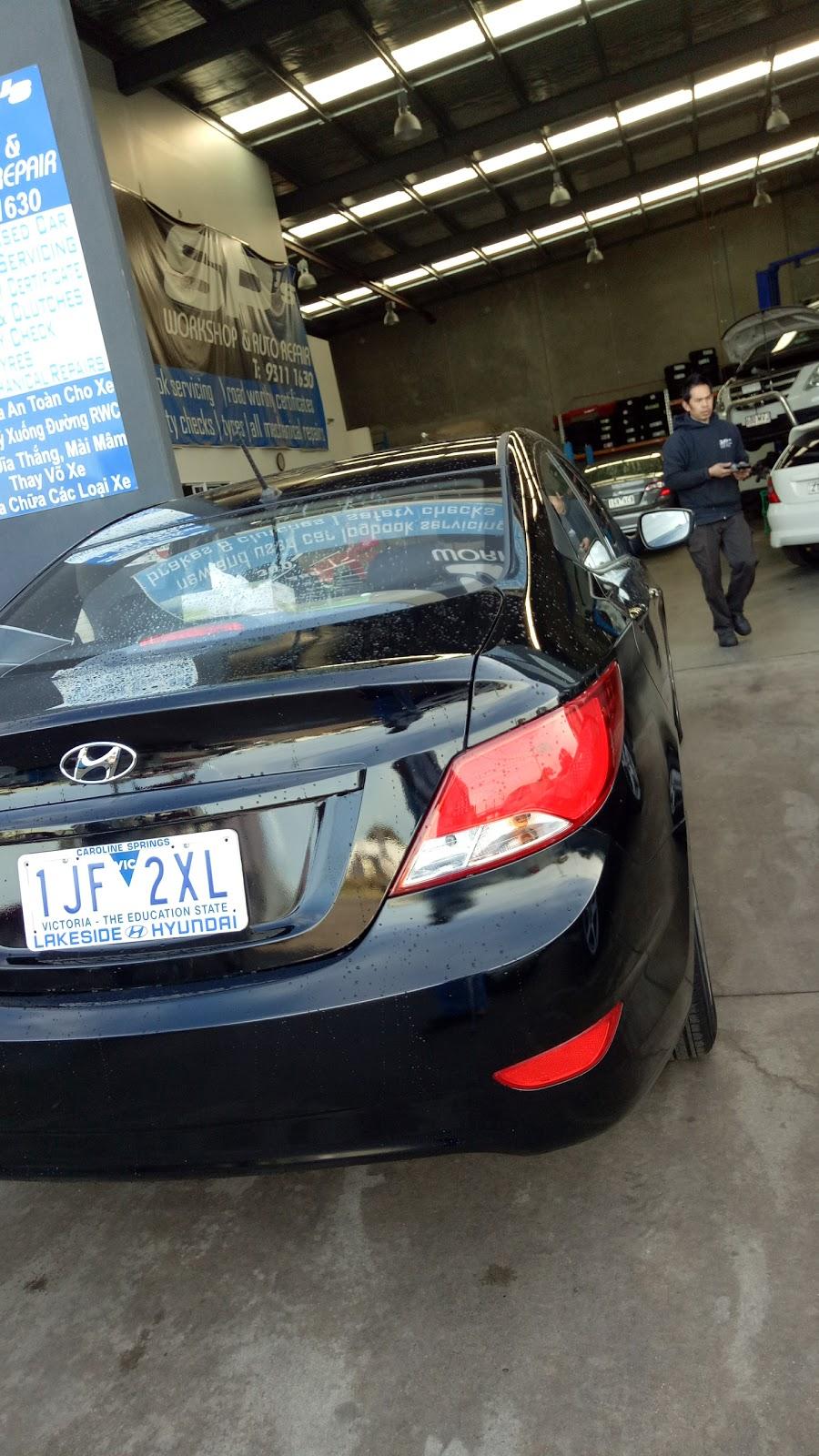 victoria auto repair