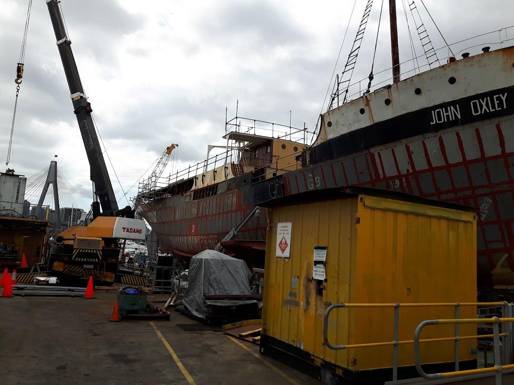 Sydney Heritage Fleet | museum | James Craig Rd, Rozelle NSW 2039, Australia | 0292983888 OR +61 2 9298 3888