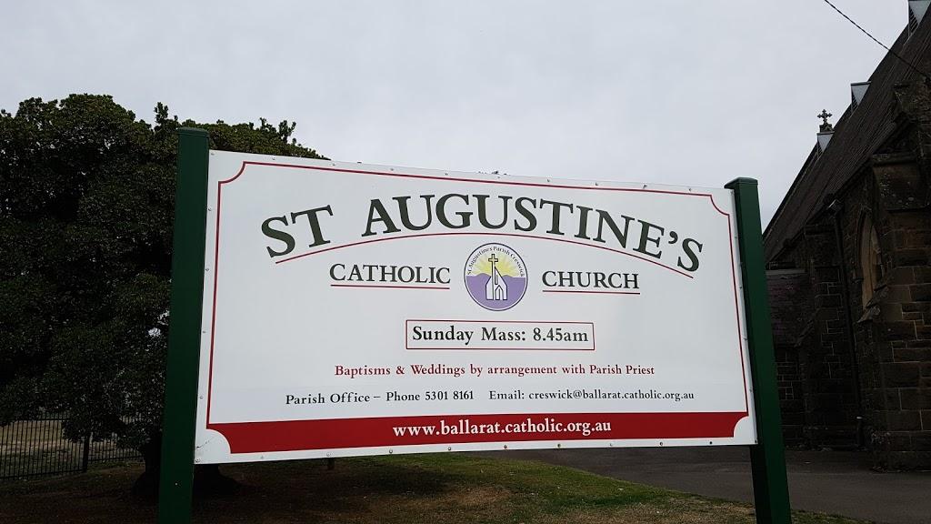 St Augustine's Catholic Church | 117 Napier St, Creswick VIC 3363