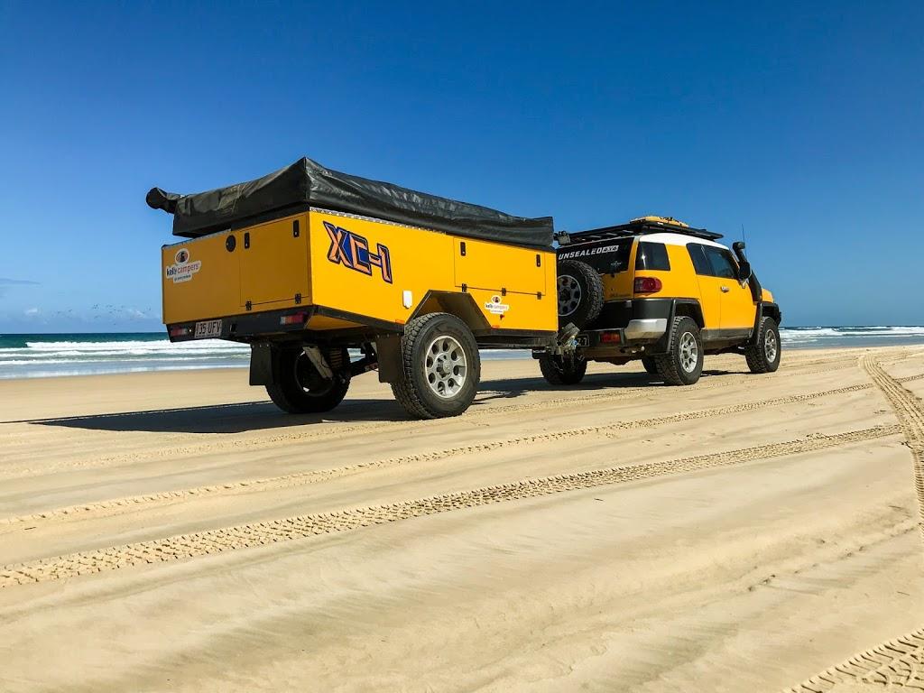 Kelly Campers - Car dealer | 4 McRae St, Bundaberg North QLD 4670