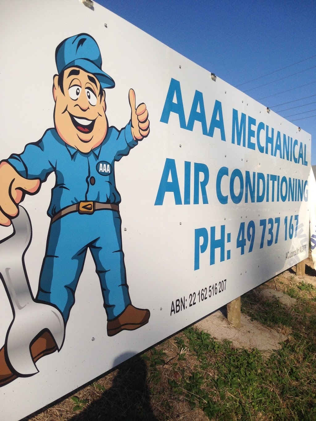 AAA Mechanical & Air Conditioning - Boyne Island | car repair | 1 Dennis St, Boyne Island QLD 4680, Australia | 0749737167 OR +61 7 4973 7167