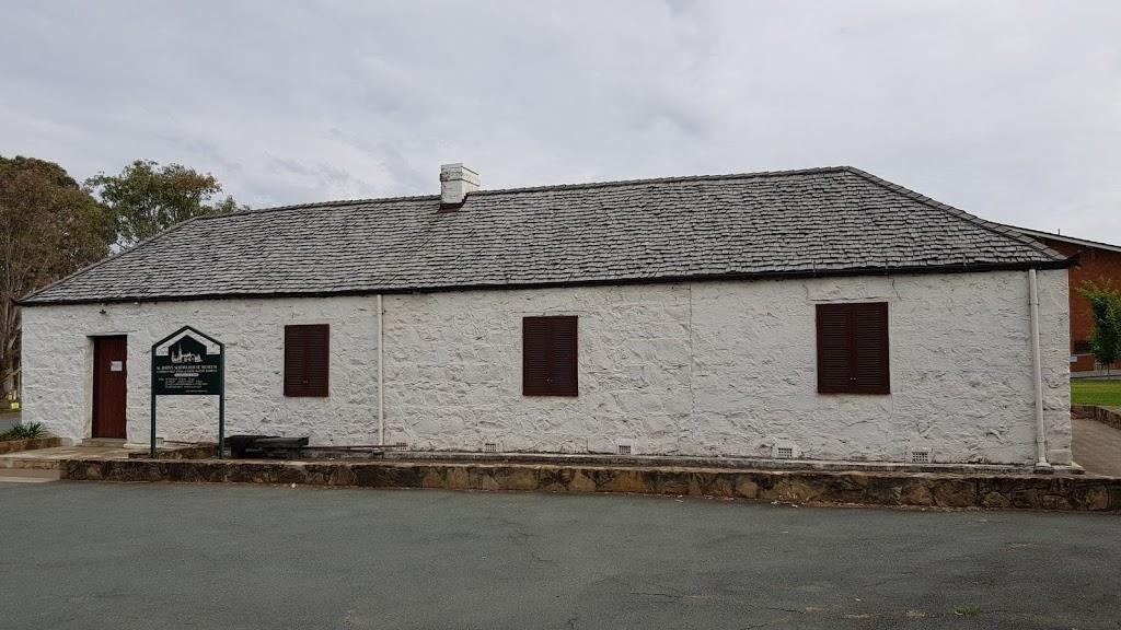 St Johns Schoolhouse Museum | museum | St Johns Schoolhouse Museum, 45 Constitution Ave, Reid ACT 2612, Australia | 0262496839 OR +61 2 6249 6839