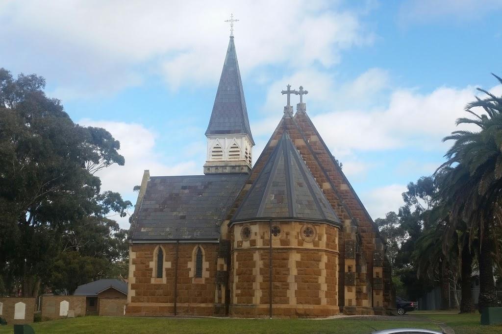 Holy Trinity Anglican Church | church | 19 Gisborne Rd, Bacchus Marsh VIC 3340, Australia | 0353675362 OR +61 3 5367 5362