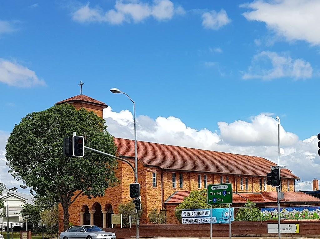 St Finnbars Catholic Church | church | 202 Waterworks Rd, Ashgrove QLD 4060, Australia | 0733695351 OR +61 7 3369 5351