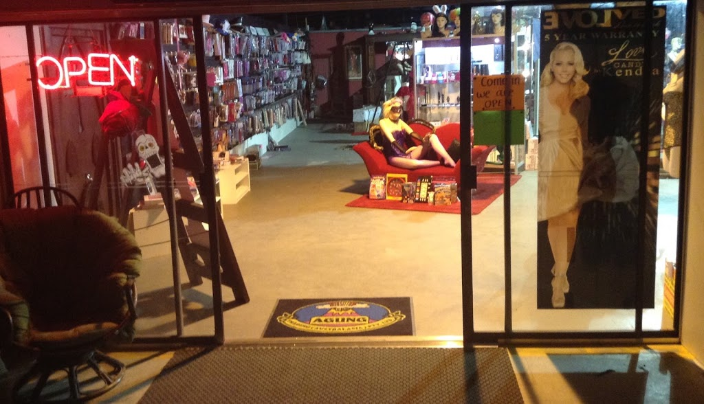 Naughty Gifts | store | 23 Wood St, South Geelong VIC 3220, Australia | 0352298424 OR +61 3 5229 8424