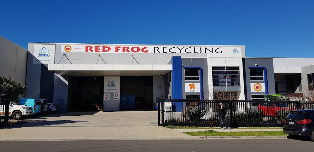 Red Frog Recycling | point of interest | 39 Rodeo Rd, Gregory Hills NSW 2557, Australia | 0287311565 OR +61 2 8731 1565