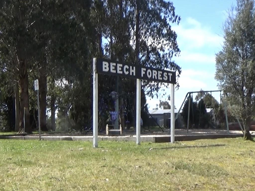 Beech Forest Station | museum | 23 Main Rd, Beech Forest VIC 3237, Australia