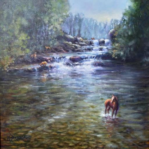 Wayne Strickland | art gallery | 40 Caplick Way, Eumundi QLD 4562, Australia | 0408711521 OR +61 408 711 521