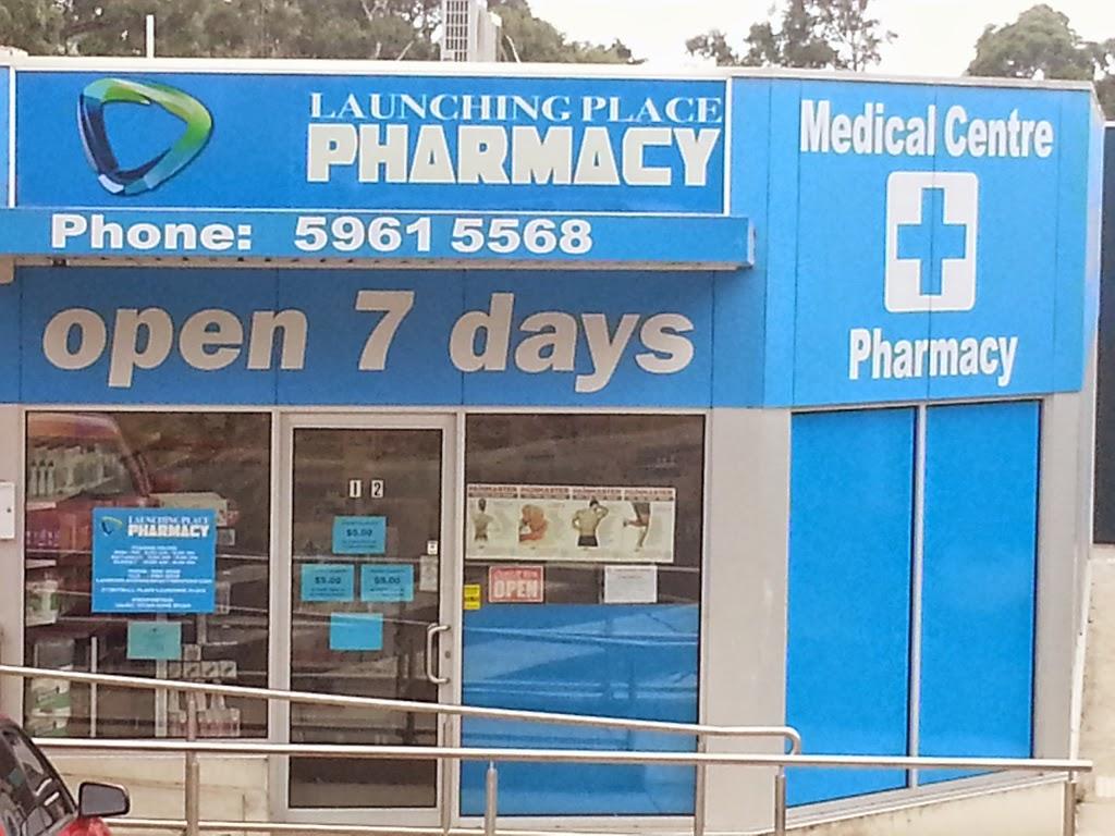 Launching Place Pharmacy | pharmacy | 2 Centella Pl, Launching Place VIC 3139, Australia | 0359615568 OR +61 3 5961 5568