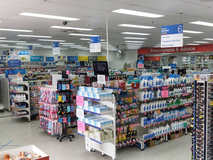 Direct Chemist Outlet Chermside | pharmacy | Shop 6A, Chermside Markets, Gympie Road &, Webster Rd, Chermside QLD 4032, Australia | 0733592000 OR +61 7 3359 2000