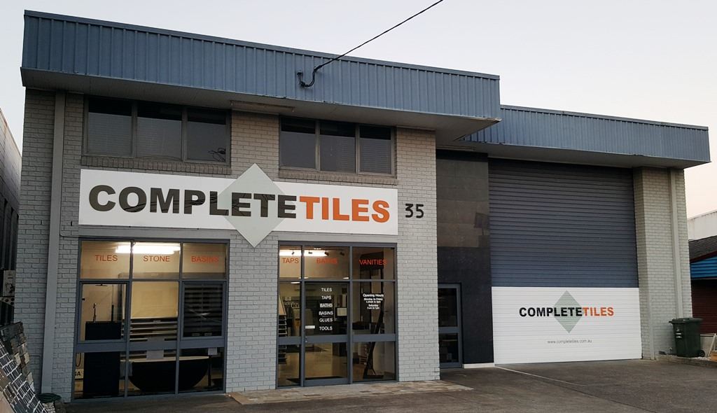 Complete Tiles | home goods store | 35 Pickering St, Enoggera QLD 4051, Australia | 0733550163 OR +61 7 3355 0163