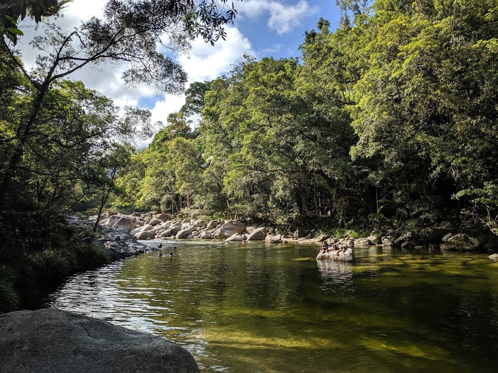 Mossman River Lookout | point of interest | Syndicate QLD 4873, Australia | 0740997000 OR +61 7 4099 7000