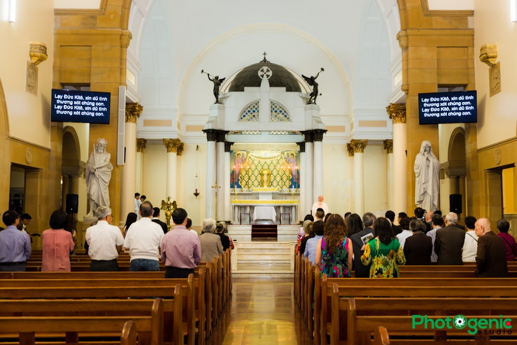 St. Brigid Catholic Church | church | 392 Marrickville Rd, Marrickville NSW 2204, Australia | 0285775670 OR +61 2 8577 5670