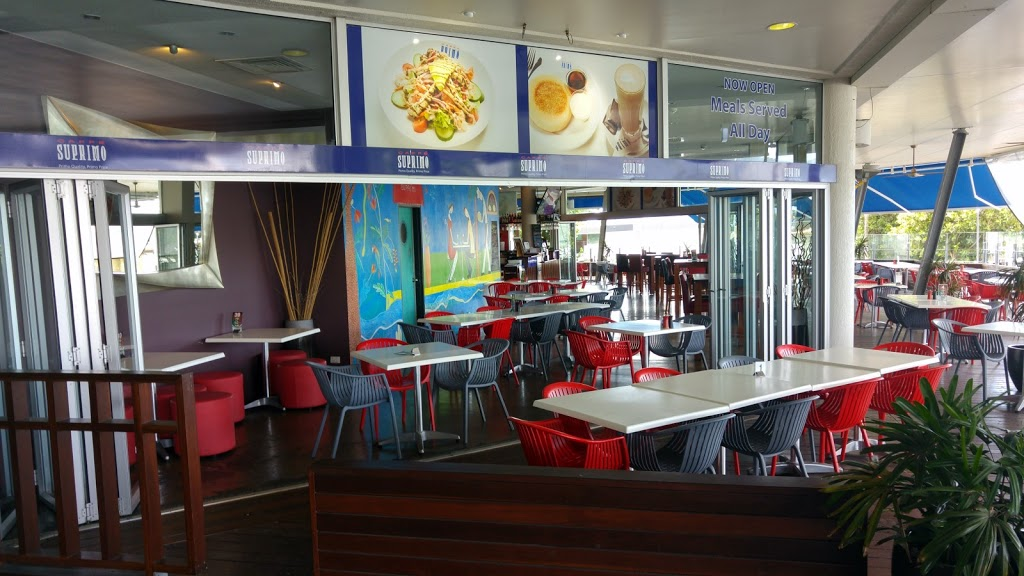 Suprimo | meal takeaway | The Pier Shopping Centre, 11/1 Pier Point Rd, Cairns City QLD 4870, Australia | 0740415181 OR +61 7 4041 5181