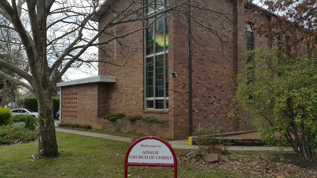 Church of Christ Ainslie | church | 82-88 Limestone Ave, Ainslie ACT 2602, Australia | 0262477214 OR +61 2 6247 7214