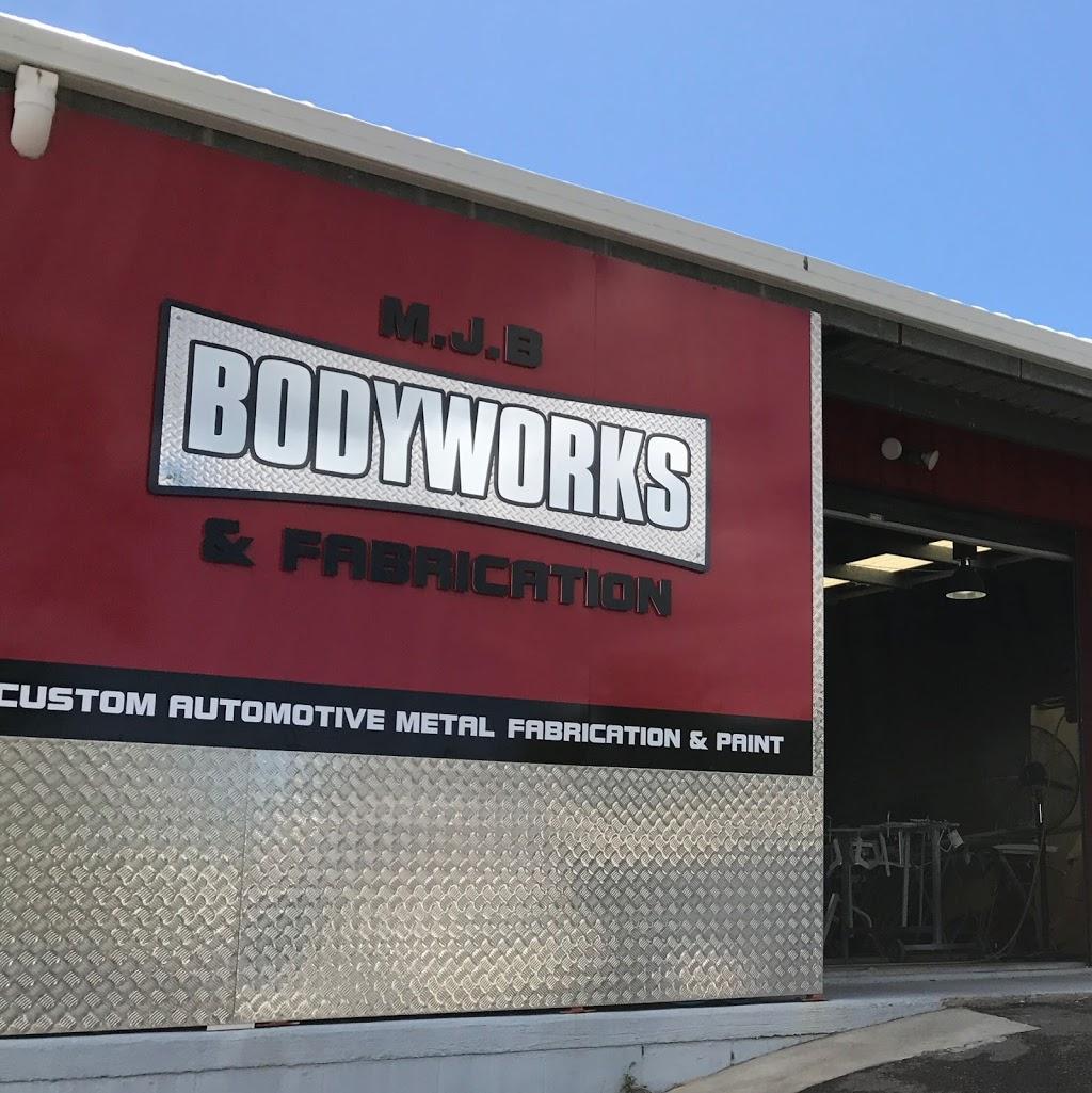 MJB Bodyworks and Fabrications | car repair | 20/125 Sugar Rd, Maroochydore QLD 4558, Australia | 0412863798 OR +61 412 863 798