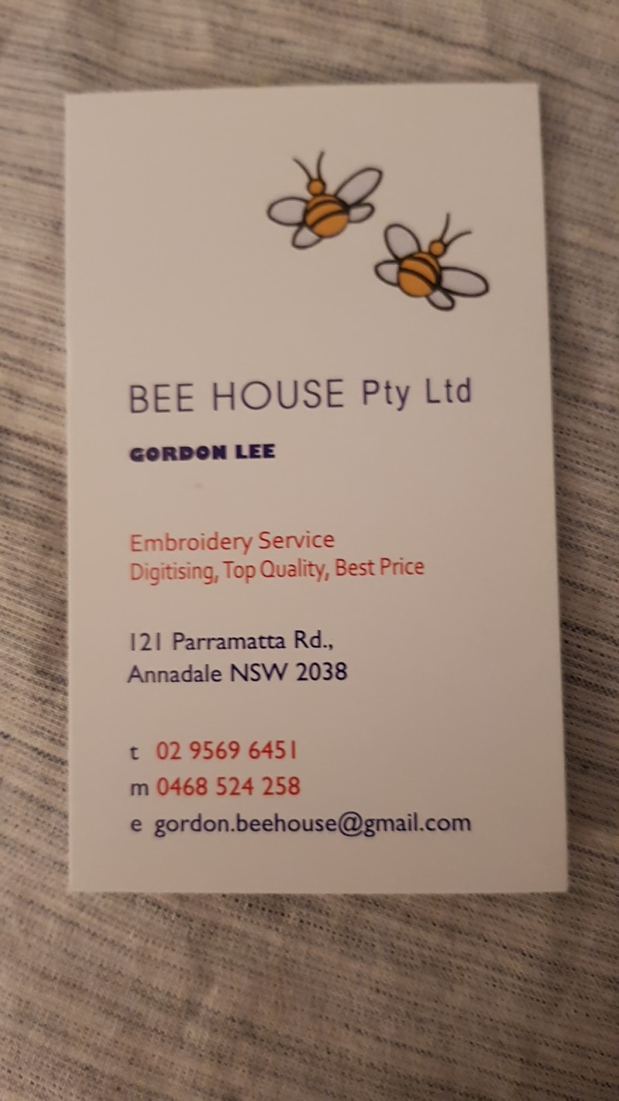 Bee House Alterations | store | 121 Parramatta Rd, Annandale NSW 2038, Australia | 0295696451 OR +61 2 9569 6451