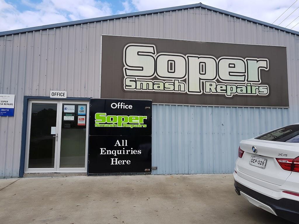 Soper Smash Repairs | car repair | 46 Green St, Telarah NSW 2320, Australia | 0249328061 OR +61 2 4932 8061