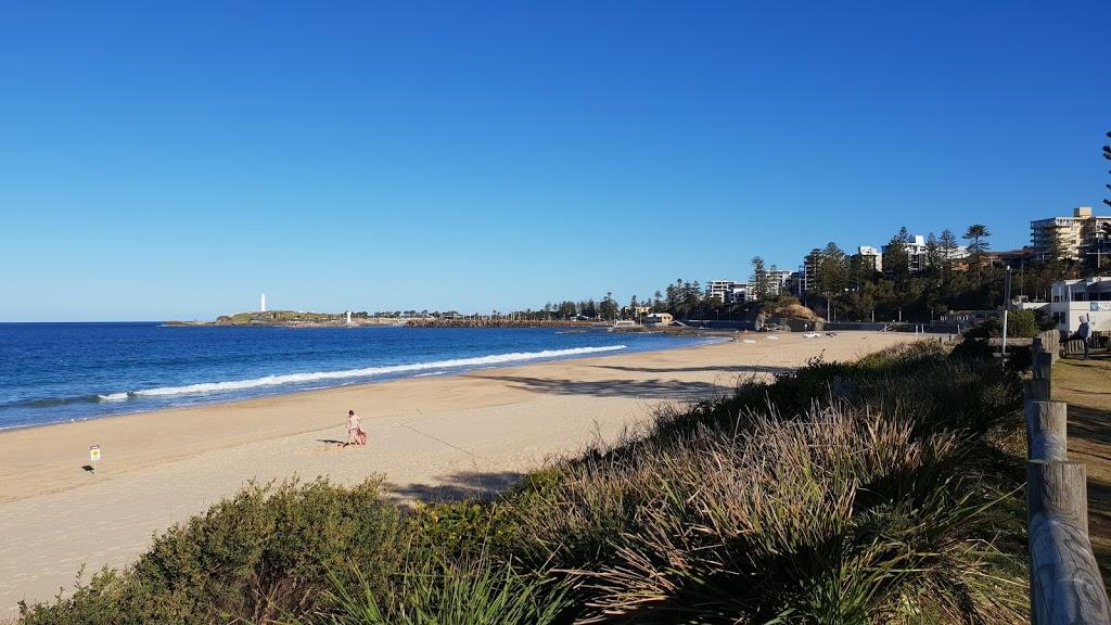 JP Galvin Park | park | Cliff Rd, North Wollongong NSW 2500, Australia