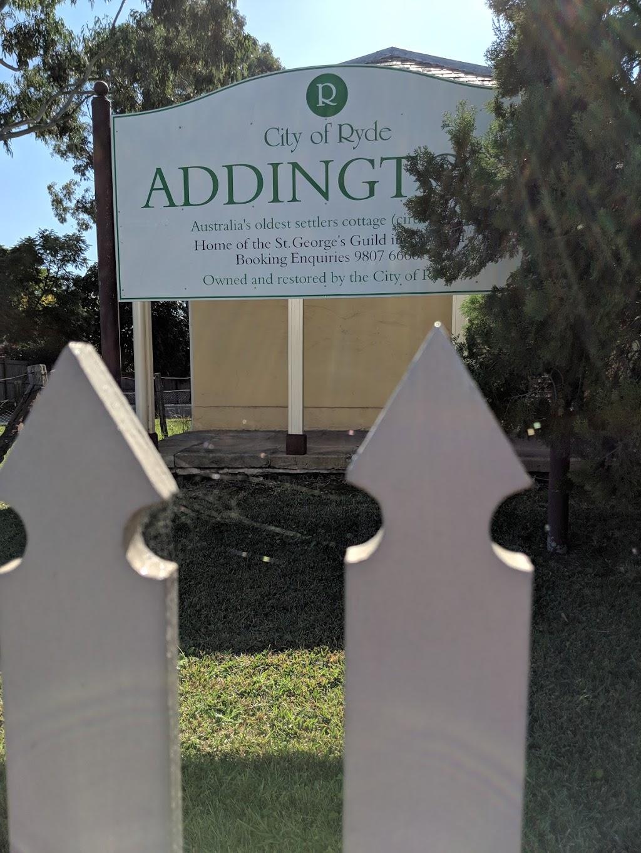 Addington   museum   815 Victoria Rd, Ryde NSW 2112, Australia   0298738500 OR +61 2 9873 8500