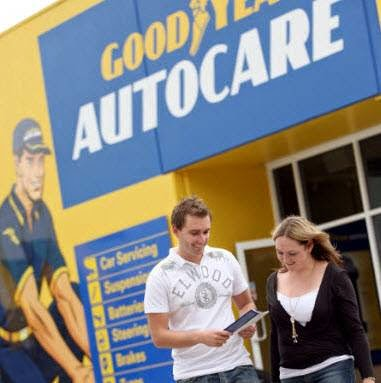 Goodyear Autocare | car repair | New England Hwy, Rutherford NSW 2320, Australia | 0249327333 OR +61 2 4932 7333