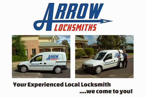 Arrow Locksmiths | locksmith | 14 Cooee Ct, Diamond Creek VIC 3089, Australia | 0418570813 OR +61 418 570 813