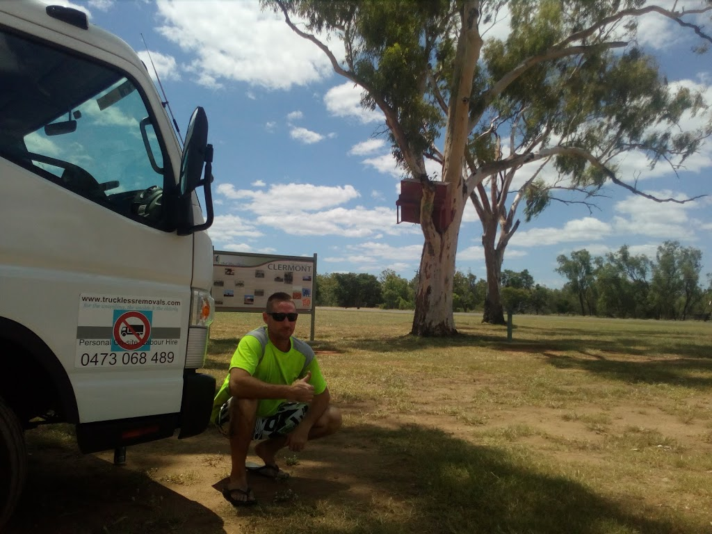 Truckless Removals | moving company | 23 Gilbert Cres, Castle Hill QLD 4810, Australia | 0473068489 OR +61 473 068 489