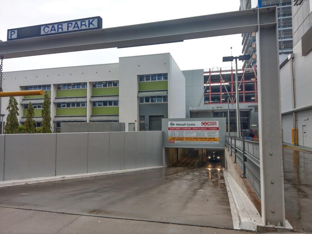 Coles Underground Parking Lot | parking | 6 Knuckey St, Darwin City NT 0800, Australia