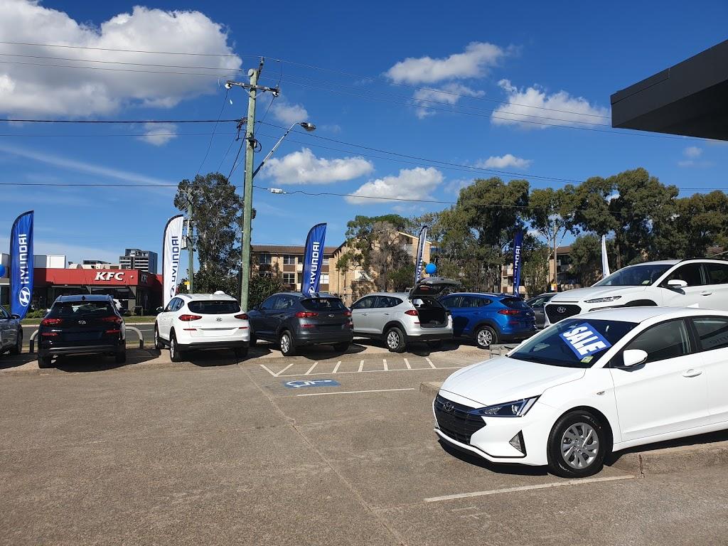 McGrath Hyundai Liverpool   car dealer   359 Hume Hwy, Liverpool NSW 2170, Australia   0296005555 OR +61 2 9600 5555