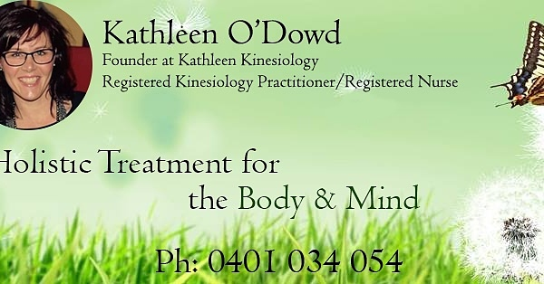 Kathleen Kinesiology | health | 2 Burt Cres, Hampton East VIC 3188, Australia | 0401034054 OR +61 401 034 054