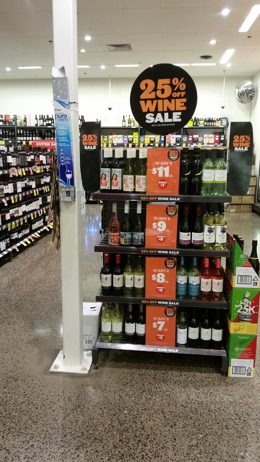 BWS Forbes | store | 134 Rankin St, Forbes NSW 2871, Australia | 0268508403 OR +61 2 6850 8403